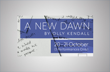 New Play Explores Breakdown of Trust in Politics: 'A New Dawn'