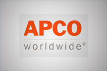 Harrington expands APCO Worldwide role