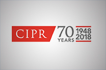 Meet the 70 at 70: CIPR celebrates inspiring members