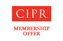 Discounted CIPR Membership available to PubAffairs members