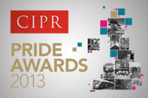 Gold for Prostate Cancer UK at CIPR Scotland PRide Awards
