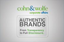 Cohn & Wolfe Report: From Transparency to Full Disclosure