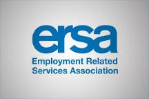 Employment Related Services Association (ERSA)