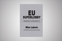 EU Superlobby book: discount available to PubAffairs members