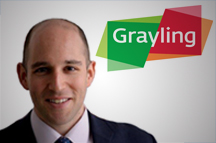 Jonathan Curtis becomes Grayling's new Head of Public Affairs
