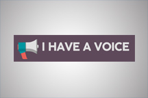'I have a voice' announces GK Strategy as founding partner