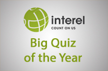 Take part in Interel's Big Quiz of the Year