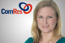 ComRes promote Katharine Peacock to Managing Director