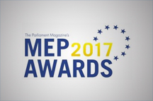 Winners of the MEP Awards 2017