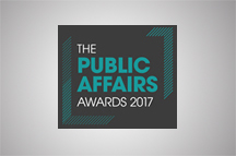Winners announced of the 2017 Public Affairs Awards