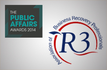 R3 wins In-House Team of the Year at The Public Affairs Awards 2014