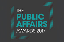 The Public Affairs Awards 2017
