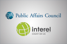 Public Affairs Council supported by Interel