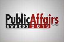 Public Affairs News Awards 2013: Winners
