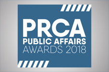Public Affairs Awards 2018 Winners