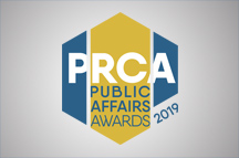 PRCA Public Affairs Awards