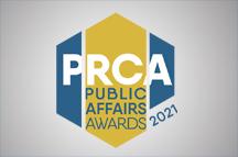 PRCA Public Affairs Awards