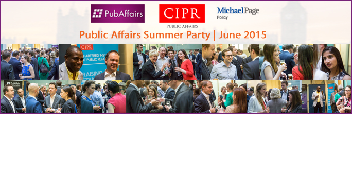 PubAffairs Networking Event Photos