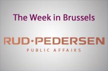 Brussels agenda set…everywhere but in Brussels this week