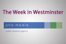 A characteristically frenzied week