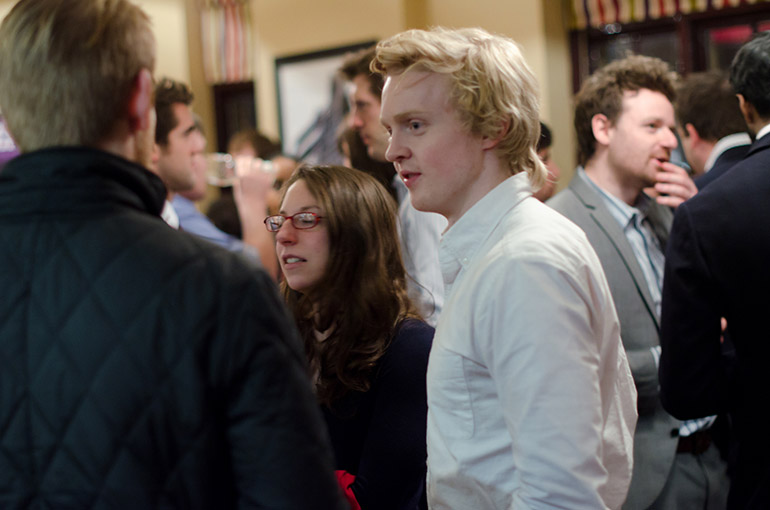 PubAffairs Networking Event, February 2013