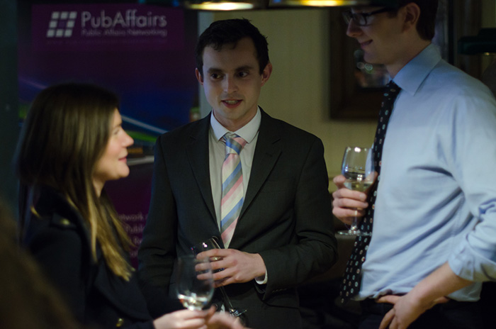 PubAffairs Networking Event, Easter Party