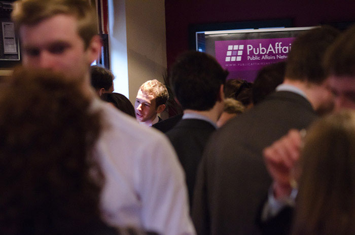 PubAffairs Networking Event, April 2013