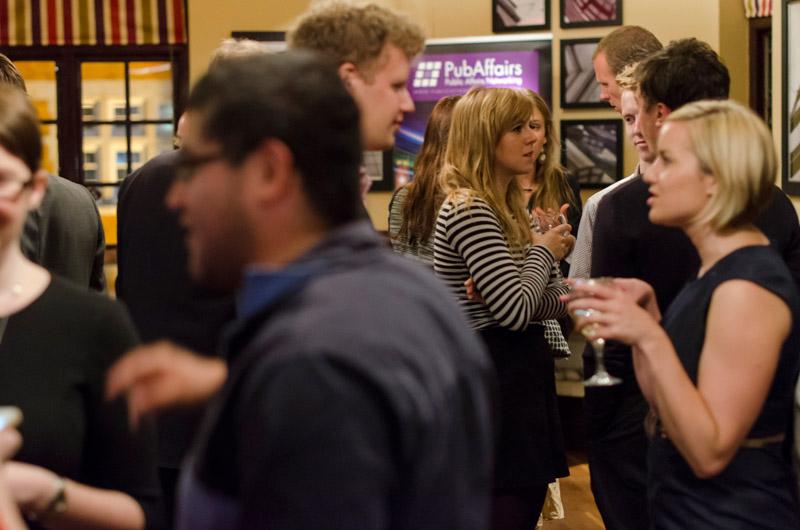 PubAffairs Networking Event, September 2013