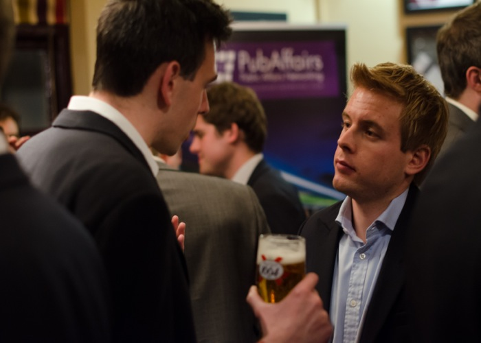 PubAffairs Networking Event, October 2013