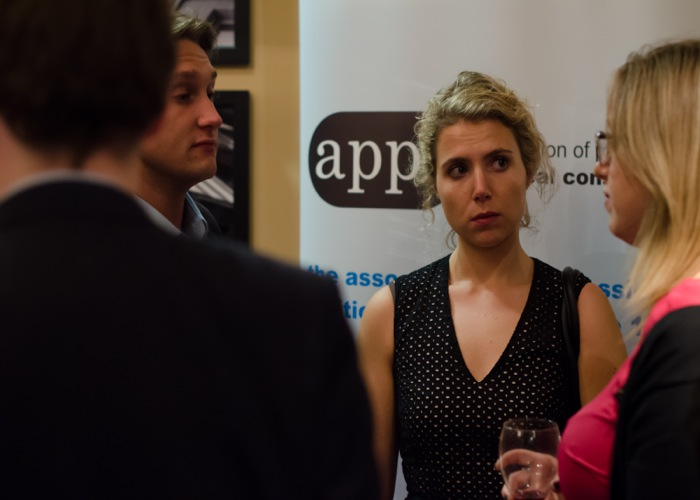 PubAffairs Networking Event, October 2013