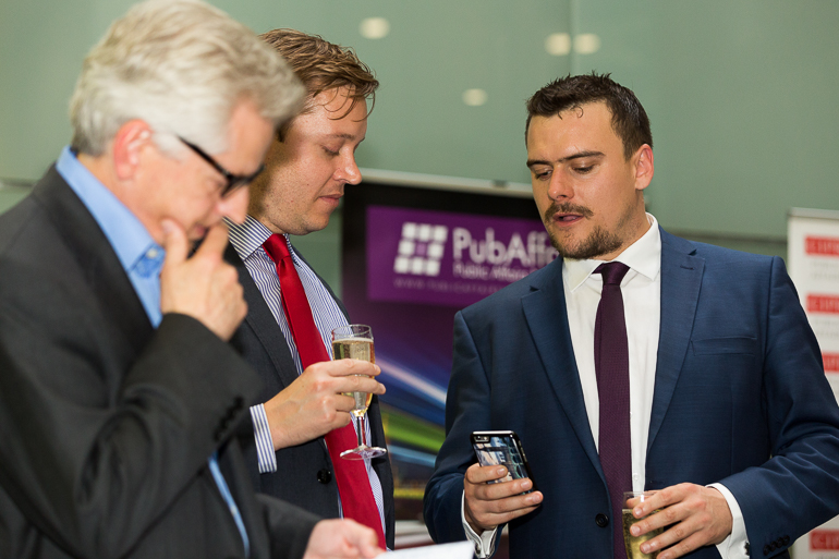 PubAffairs/CIPR Public Affairs Summer Party 2016