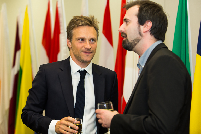 PubAffairs EU Networking Event, July 2016