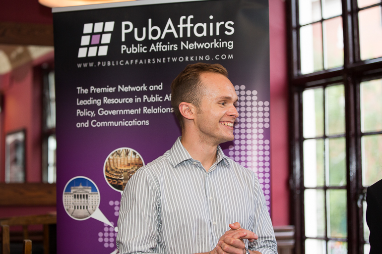 PubAffairs Networking Event, July 2016