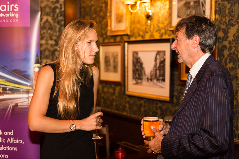 PubAffairs Networking Event, September 2016