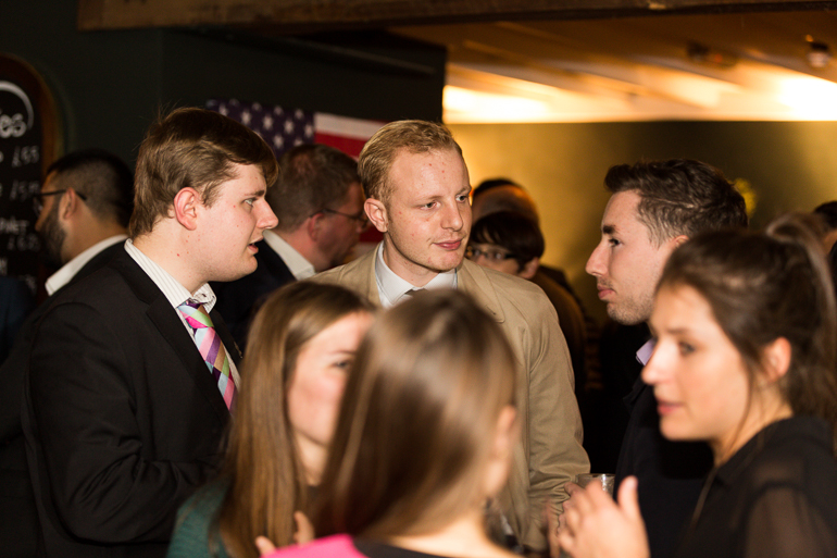 PubAffairs and Whitehouse Consultancy US Election Networking Party, October 2016