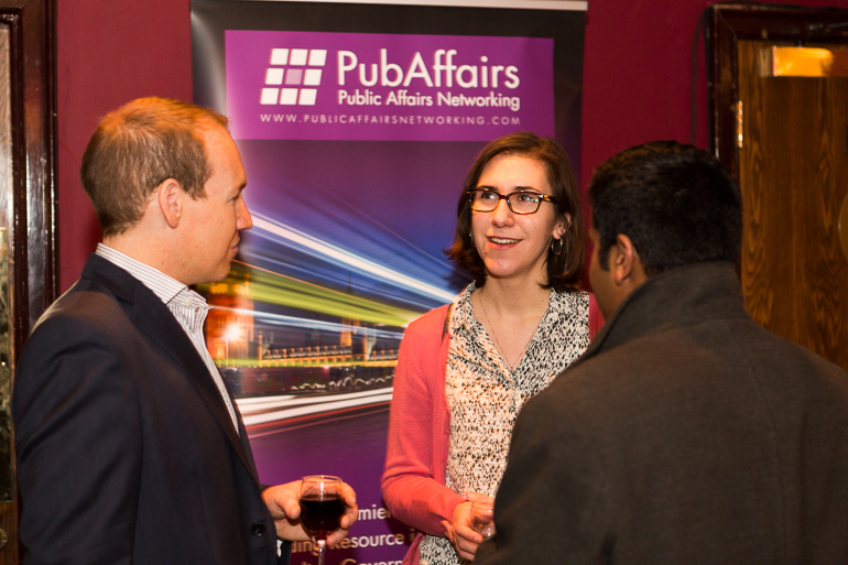 PubAffairs Christmas Party, November 2016