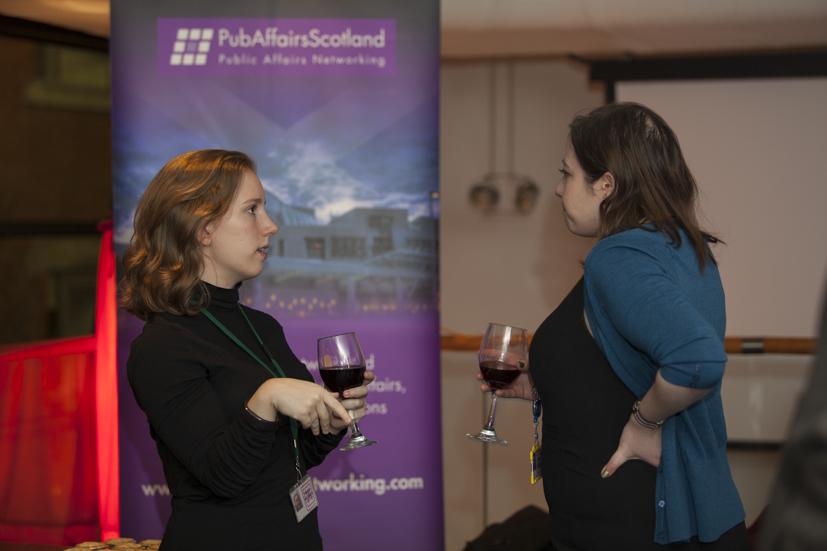 PubAffairs Scotland Christmas Party, December 2016