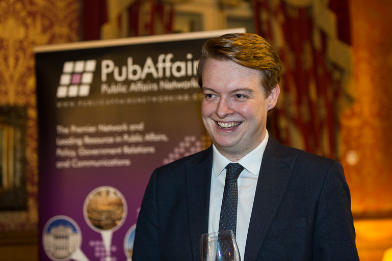 PubAffairs Westminster Networking Event, February 2017