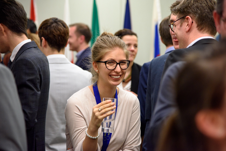 PubAffairs EU Networking Event supported by Social360, April 2017