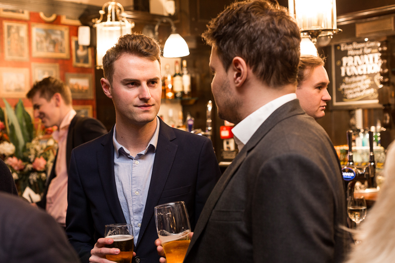 PubAffairs Westminster Networking Event, April 2017