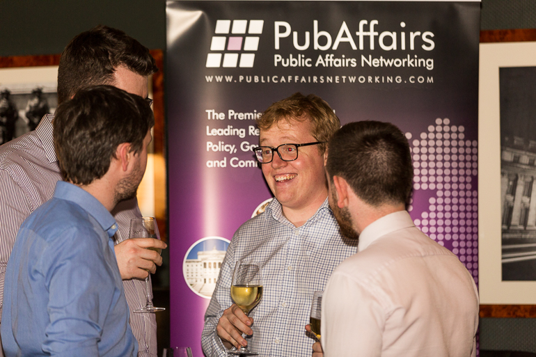 PubAffairs Westminster May Networking Event, Walkers of Whitehall
