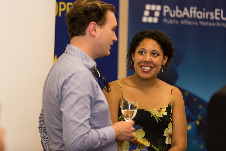 PubAffairs EU Networking Event, June 2017