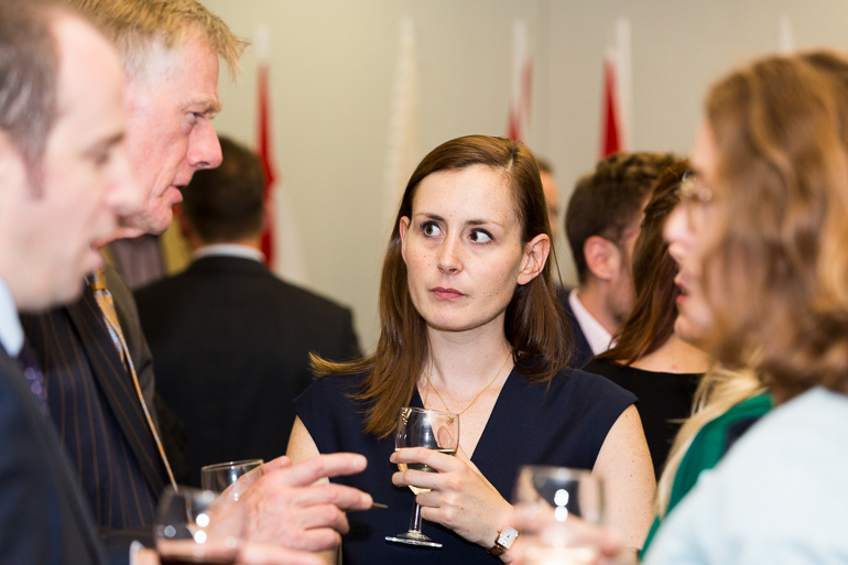 PubAffairs EU Networking Event, September 2017