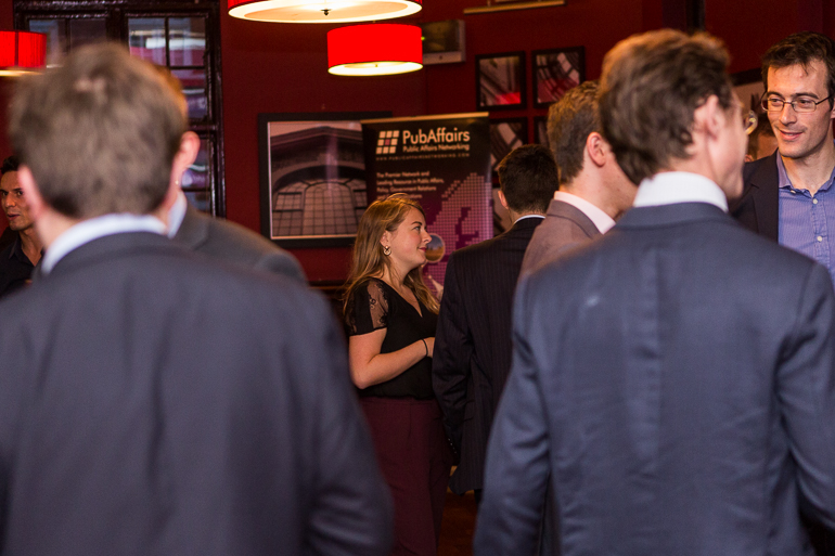 PubAffairs Networking Event, September 2017