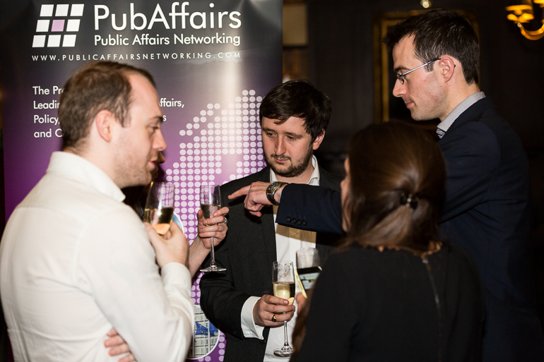 PubAffairs and CIPR Public Affairs Christmas Party 2017