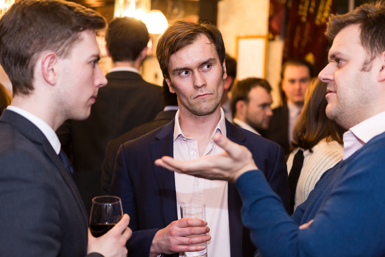 PubAffairs Westminster Networking Event, February 2018