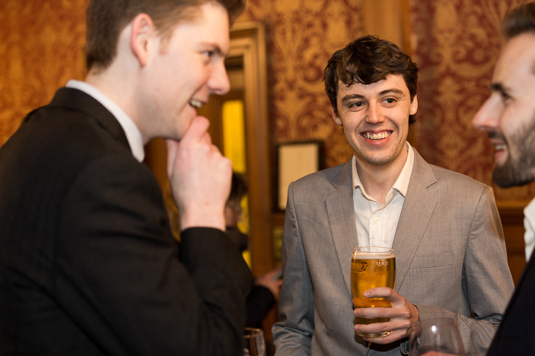 PubAffairs Networking Event, March 2018