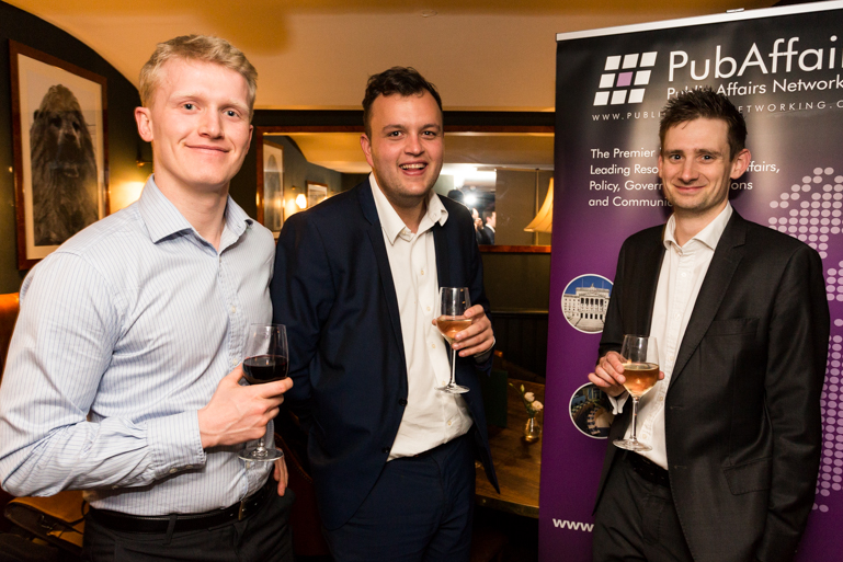PubAffairs Networking Event, April 2018