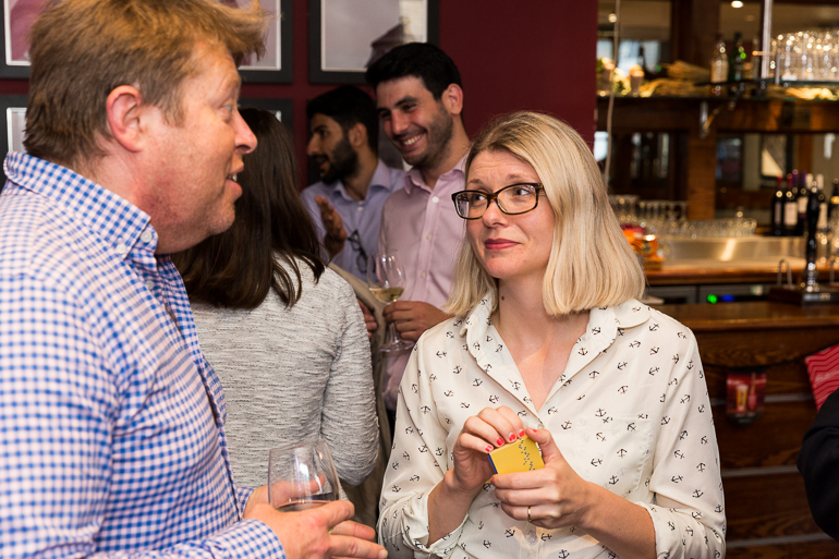 PubAffairs Networking Event, May 2018