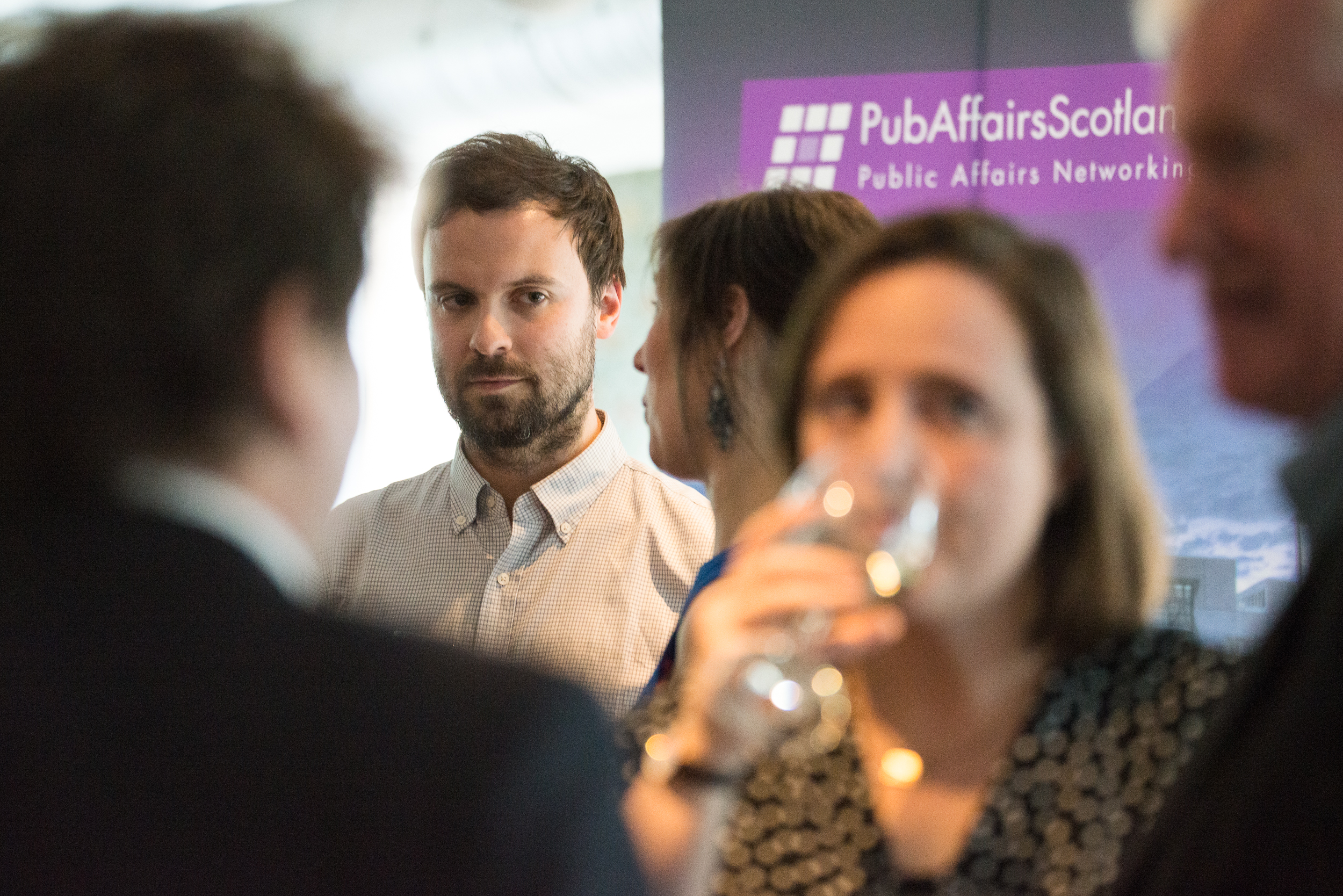PubAffairs Scotland Networking Event, June 2018